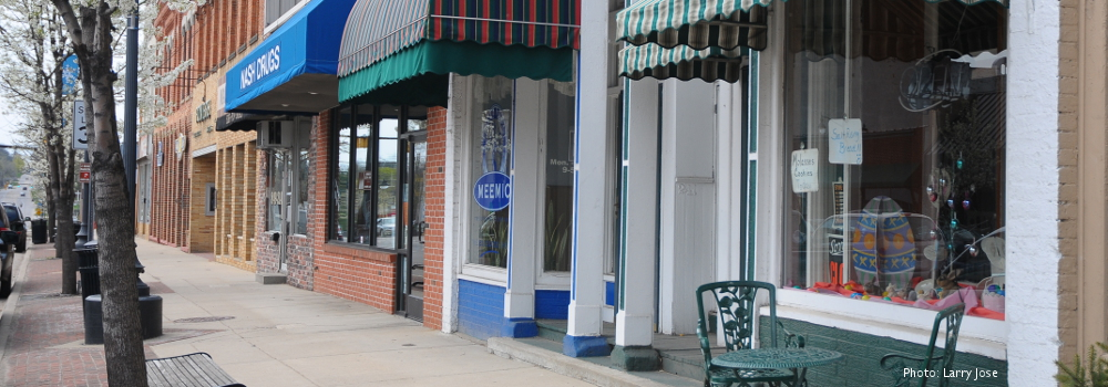 Shop and Dine in Jonesville